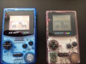 Donkey Kong en simultané sur les deux consoles.