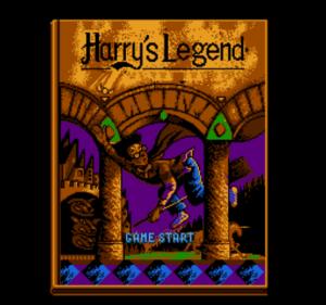 Harri's Legend 1