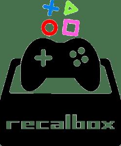 recalboxlogonoir