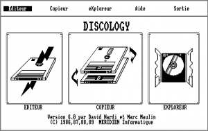 161716Discology